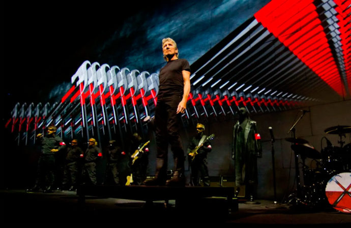 Roger Waters, arquitecto