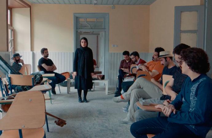 """Un blues para Teherán"", un país escuchado desde la música"