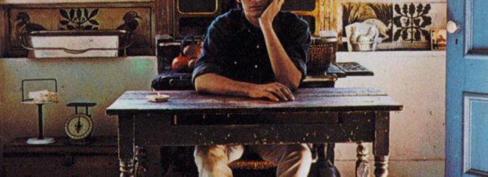 Townes Van Zandt, comiendo en la mesa de Dylan