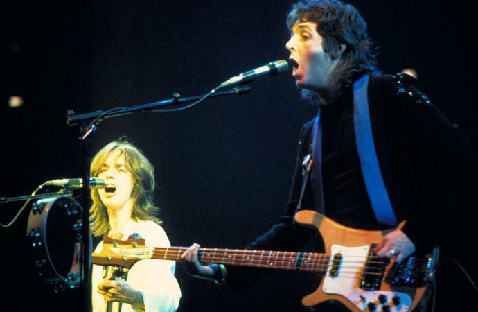 Paul McCartney Imaginado