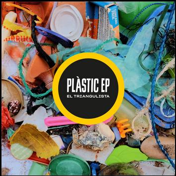 Portada del EP Plàstic