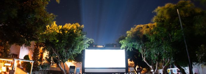 The Aegean Film Festival is coming back