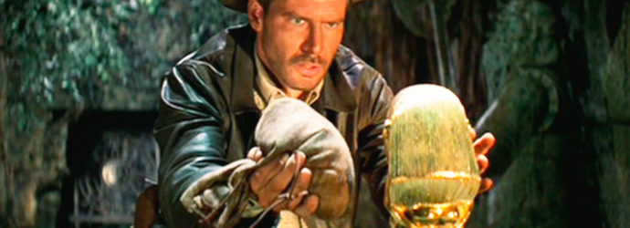 Sandcastles, the story of how Indiana Jones was made