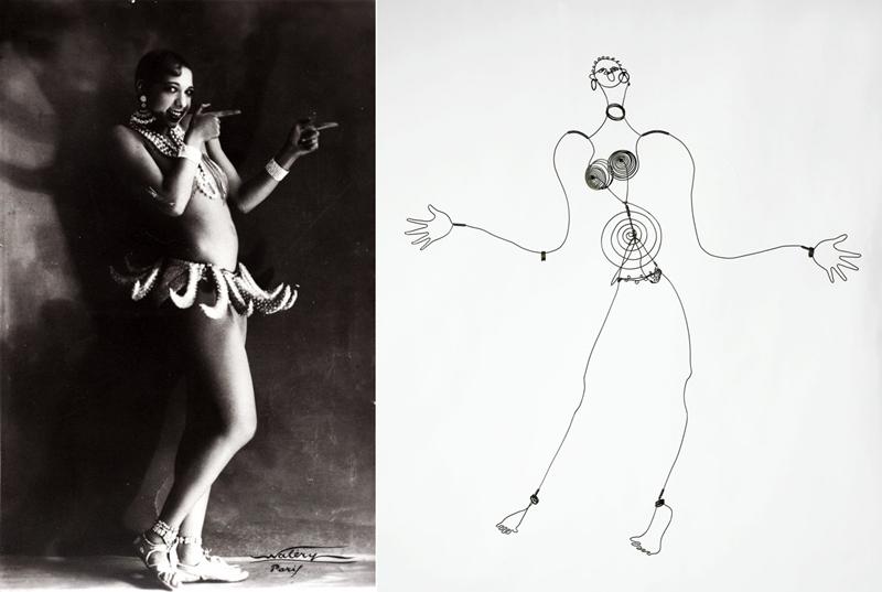 Joséphine Baker-Le Corbusier