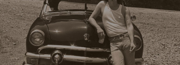 John Prine, vodka, ginger ale y cigarrillos