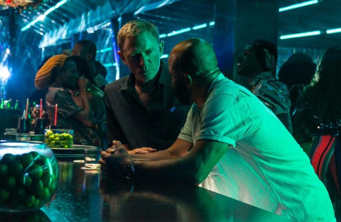 «Sin tiempo para morir»: la gran fiesta de despedida de Daniel Craig (sin spoilers)
